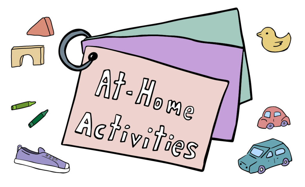 At Home Activities Ring