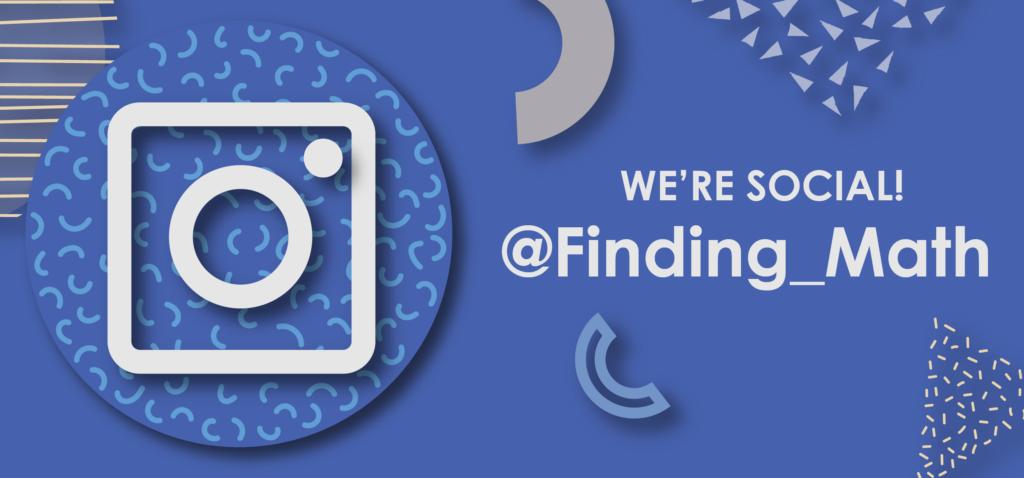 We're Social @Finding_Math